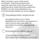 Gdata_guncelleme