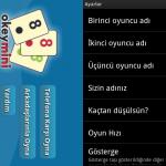 OkeyMini_Ayarlar