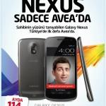 Galaxy_Nexus_Avea_Kampanya