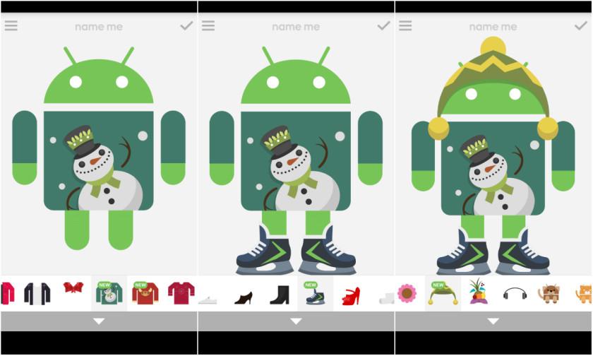 Androidify Uygulaması nedir