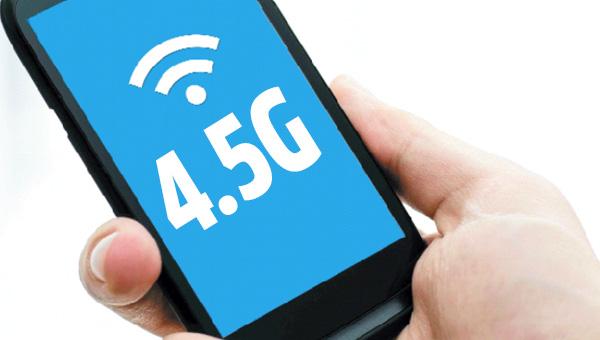 Avea inTouch 4 4.5G Desteği