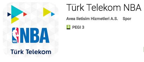 Türk Telekom NBA Uygulaması