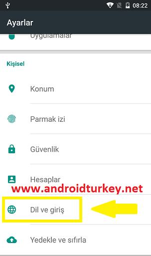 Android Klavye Emoji Ekleme 1