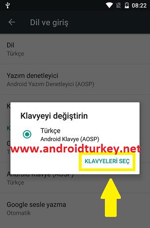 Android Klavye Emoji Ekleme 3
