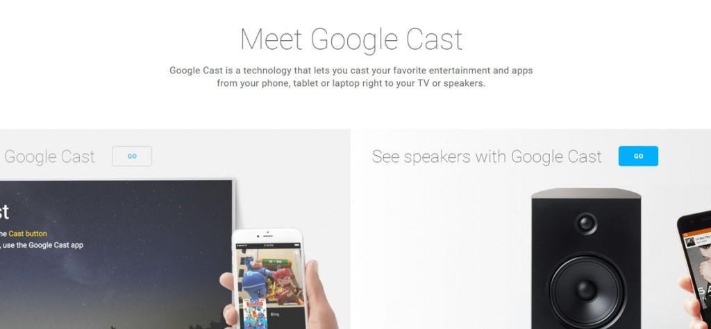 Google Cast androidturkey