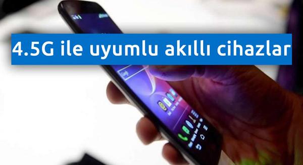 4_5G Uyumlu Telefonlar