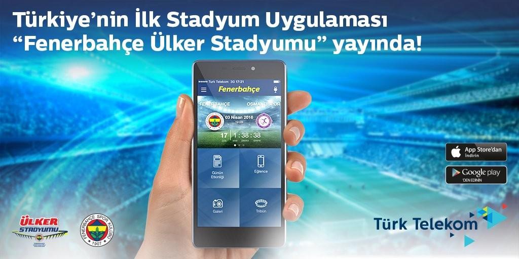 Fenerbahçe Stadyum Uygulaması