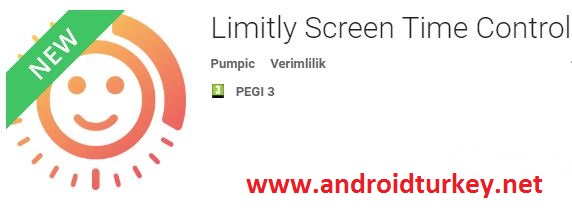 Limitly Android App