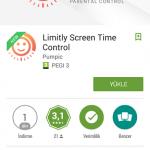 Limitly Ekran Kontrol Uygulaması 1