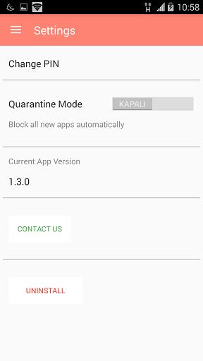 Limitly Ekran Kontrol Uygulaması 8