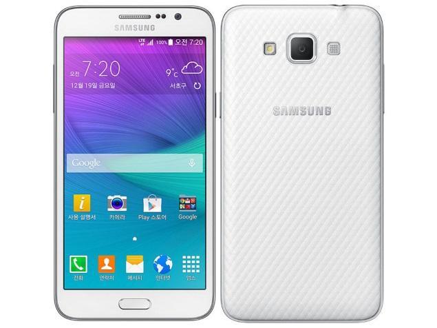 Samsung Grand Max 4G Destek