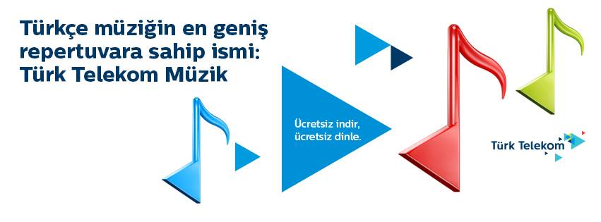 Türk Telekom müzik arşiv
