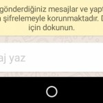 whatsapp-ta-şifreli-mesaj gonderme