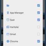 Android Flash Launcher 4