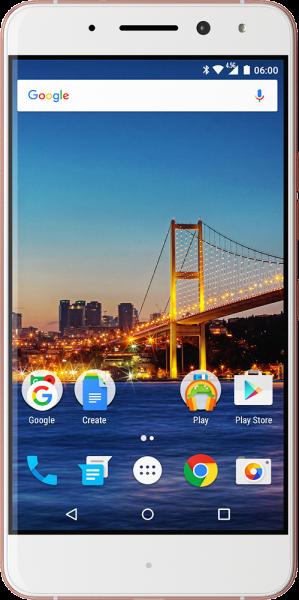 General Mobile GM 5 Plus Ekran Görüntüsü Alma